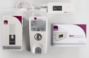 Alere INRatio2 monitor system recall mass tort product liability lawsuit